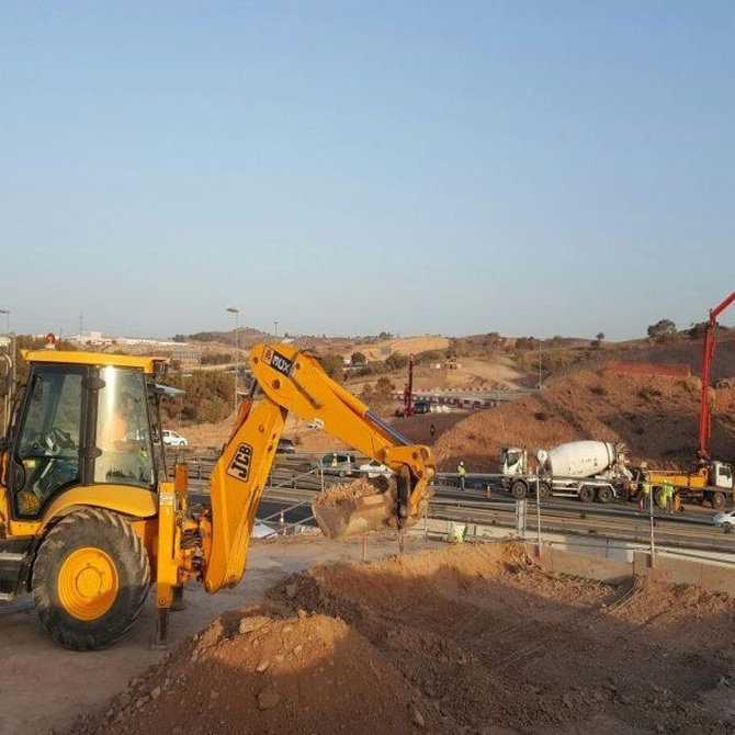 Maquinaria de excavación: las retroexcavadoras