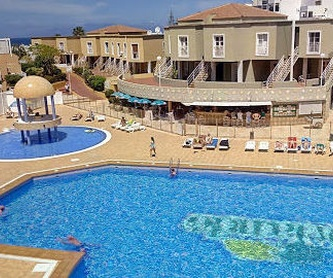 Apartamento 1 dormitorio planta alta Mareverde, Costa Adeje: Compra y venta de inmuebles de Tenerife Investment Properties