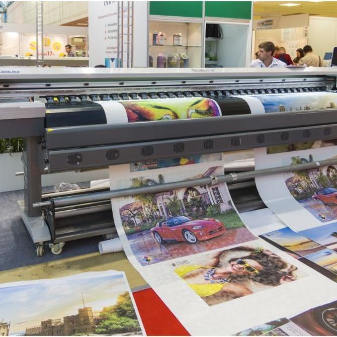 Las ventajas y algunos inconvenientes de la impresión digital