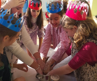 TALLERES: Servicios de Escuela infantil Los Siete Enanitos