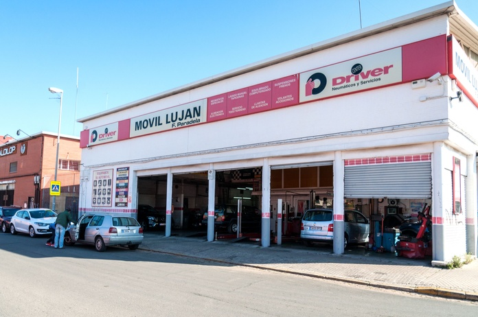 Mecánica rápida: Servicios de Móvil Luján