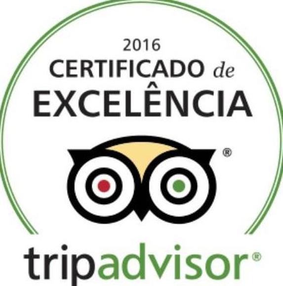 Certificado Excelencia Trip Advisor