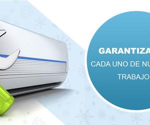 empresa de climatizacion con garantía