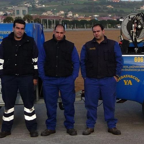 Empresa de limpieza de arquetas en Gijón