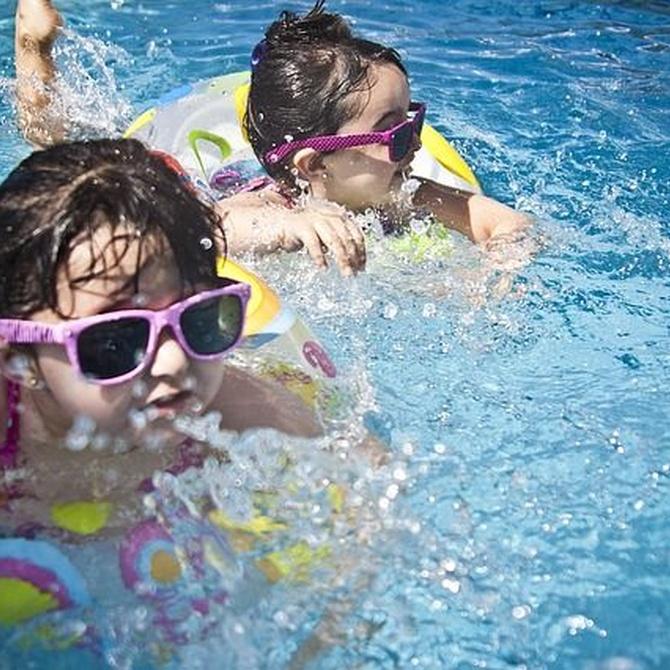 Precauciones con los niños para la piscina en verano