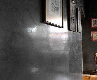 Rehabilitación de fachadas: Servicios de Decoraciones Alex, S.L.
