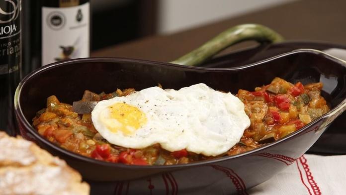 Huevos para romper: Carta y menús de El Vallina