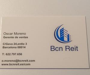 Inmobiliaria en Barcelona