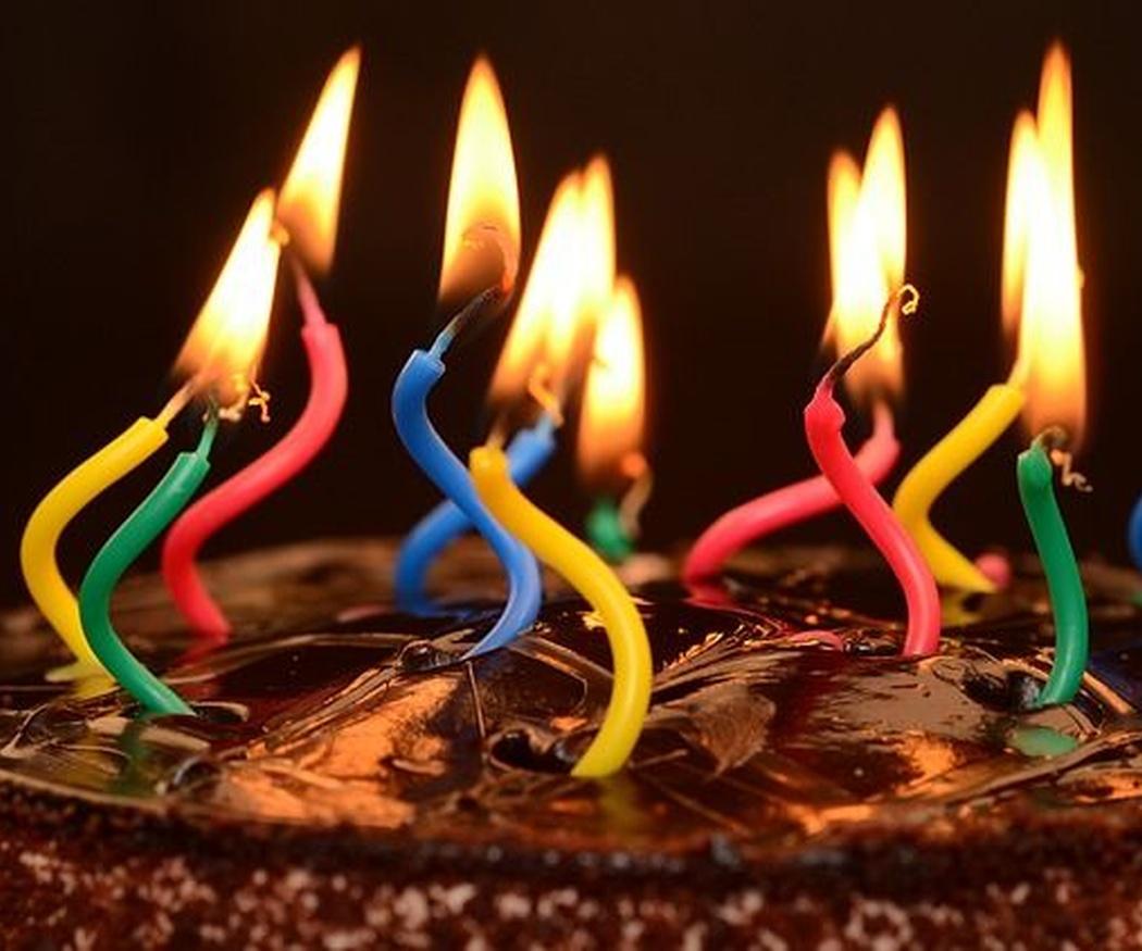 Stripers para tu cumpleaños