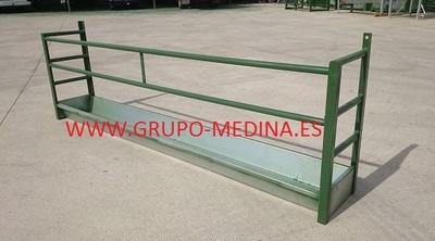 SECCIÓN GANADO OVINO-CAPRINO: Grupo Medina