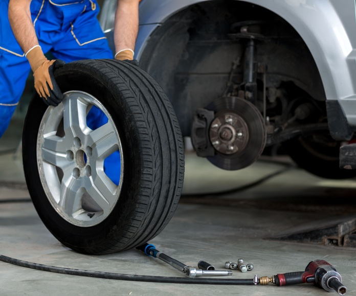 Neumáticos: Servicios de Franquicias King