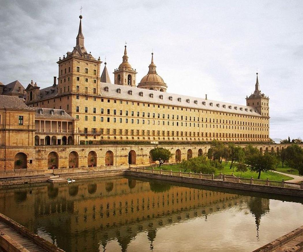 Descubre el Monasterio de El Escorial