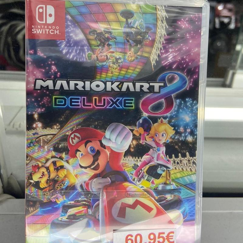 Mariokart Deluxe 8:  de Aubets Informàtica