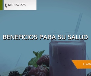 Zumos y smoothies en Madrid | Kiwio Juice Bar