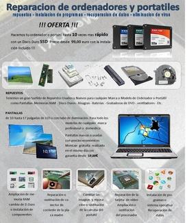123-INFORMATICA Reparación de ordenadores Sevilla