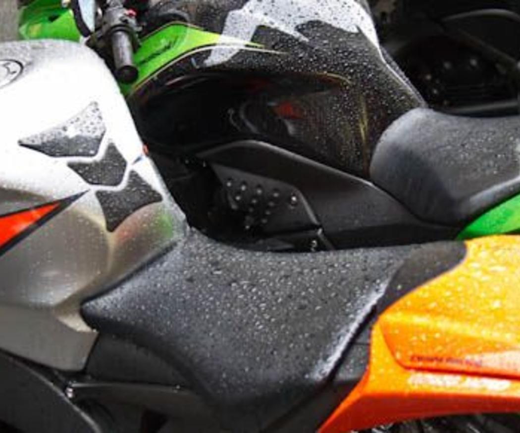 Mantenimiento para la batería de la moto