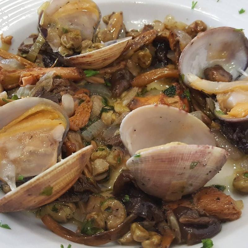 Menú verde: Carta y menús de Restaurant Ran de Mar (antiguo Ancora 2)