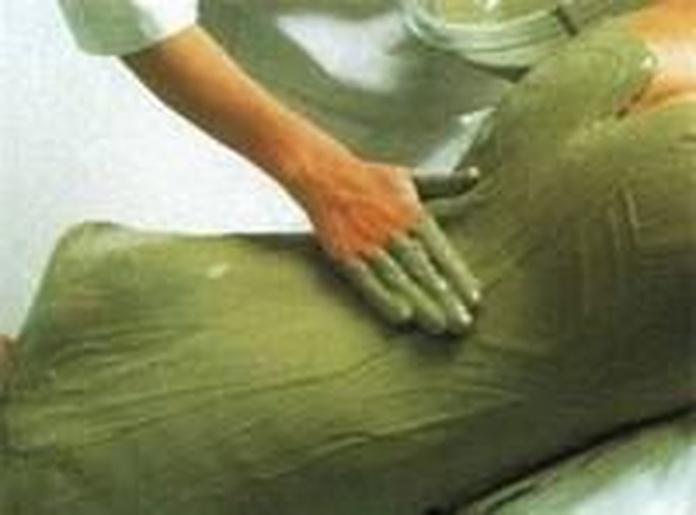 Envoltura con arcilla verde: Masajes y tratamientos de Masajes Miriam