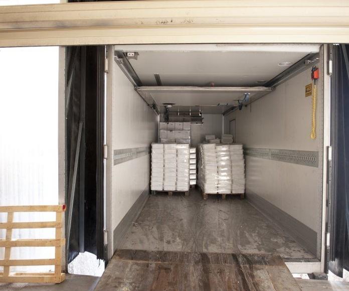 Cámaras frigoríficas: Servicios de La Rellana