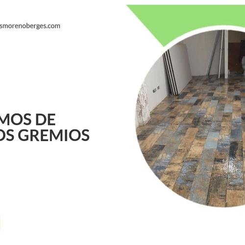 Reformas integrales en Zaragoza | Moreno Berges Construcciones y Reformas