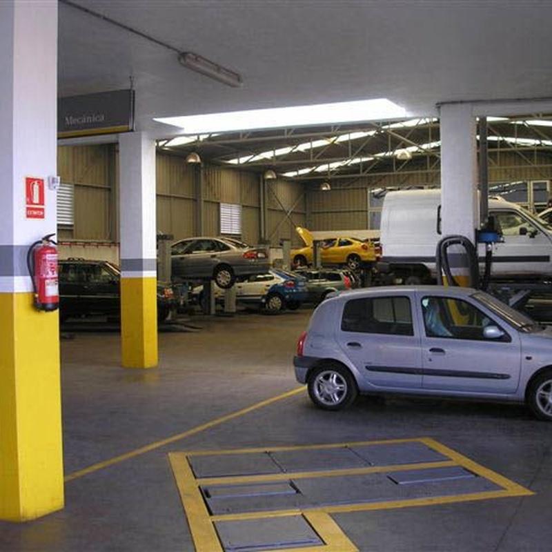 Mecánica rápida: Servicios de Auto Talleres Kiko