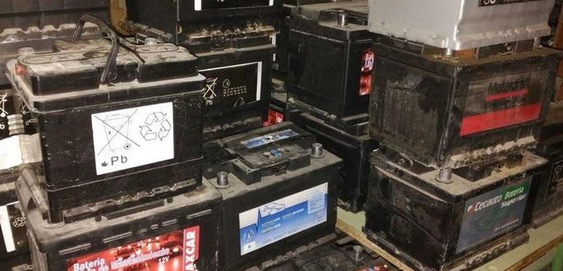 Huma Metal: gestión de residuos y baterías en Cádiz