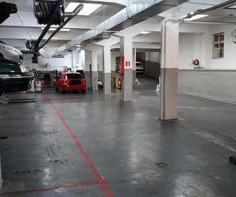 Taller de coches en Ciudad Lineal