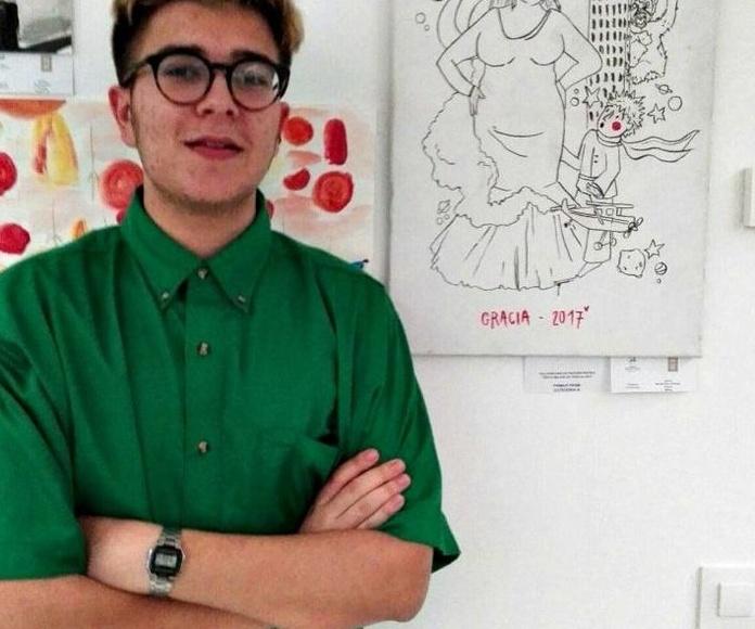 primer Premio juvenil Daniel Ruiz Huertas