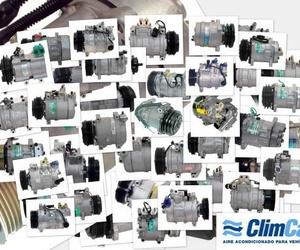 Compresores Aire Acondicionado Climcar