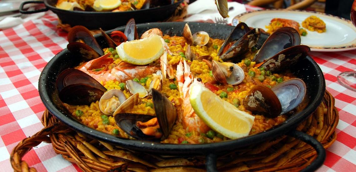 Restaurante junto al mar en Morón de la Frontera, especialistas en arroces