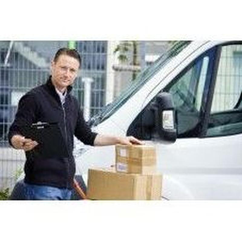 Servicio de logística: Servicios de Transcoll 2003