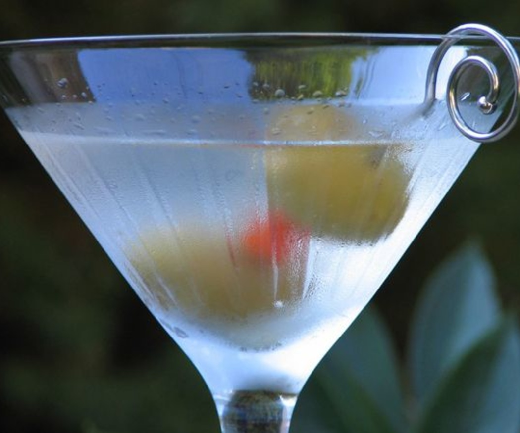 Las copas Martini