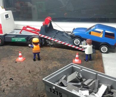 Bajas de coches en Albacete