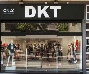 Fachada de la tienda DKT Santa Coloma de Gramenet (Barcelona)