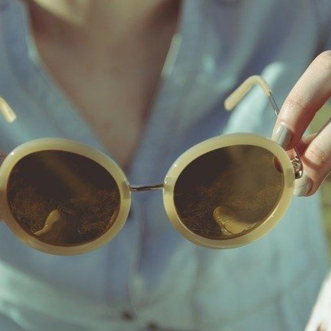 Tendencias en gafas de sol para otoño