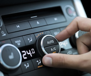 Aire acondicionado para el automóvil