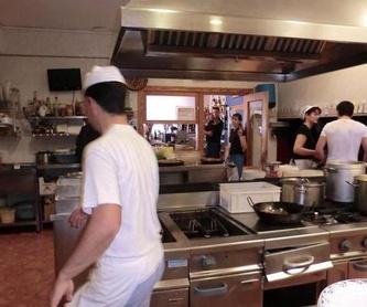 Paellas y Aroces: Carta de Restaurante La Marina