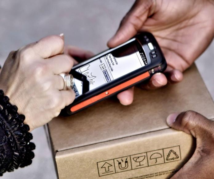 Terminales Móviles para Captura de Datos: Productos y Servicios de  S T G L O B A L