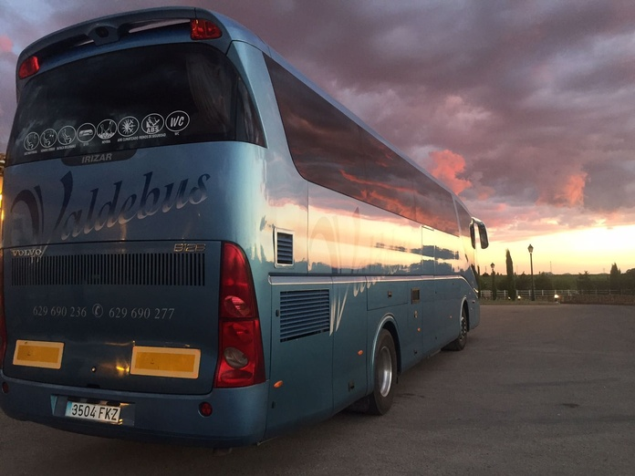 Transporte turístico: Servicios de Valdebus