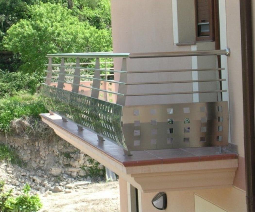 Ventajas de las barandillas de acero para exterior