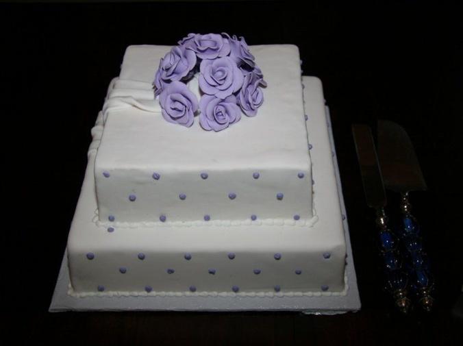 Cuándo comenzó la tradición de la tarta nupcial