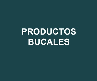 Productos Bucales