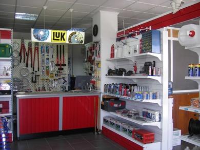 Productos y servicios en García Mendoza