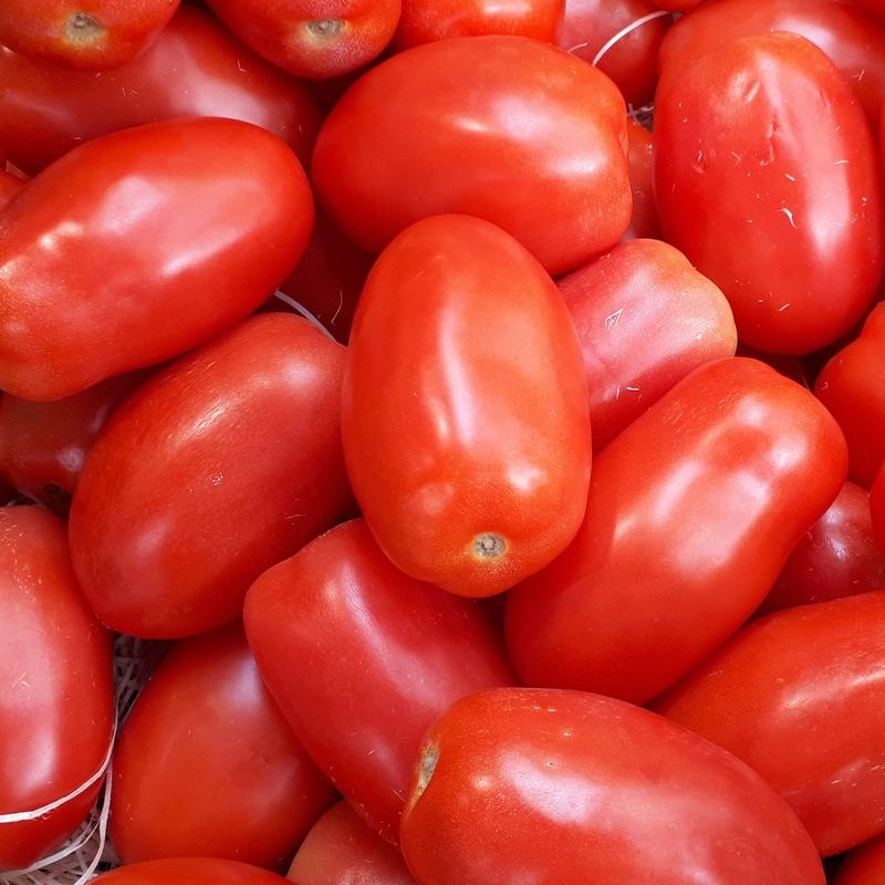 Tomates pera: Catálogo de FRUTAS PAULA