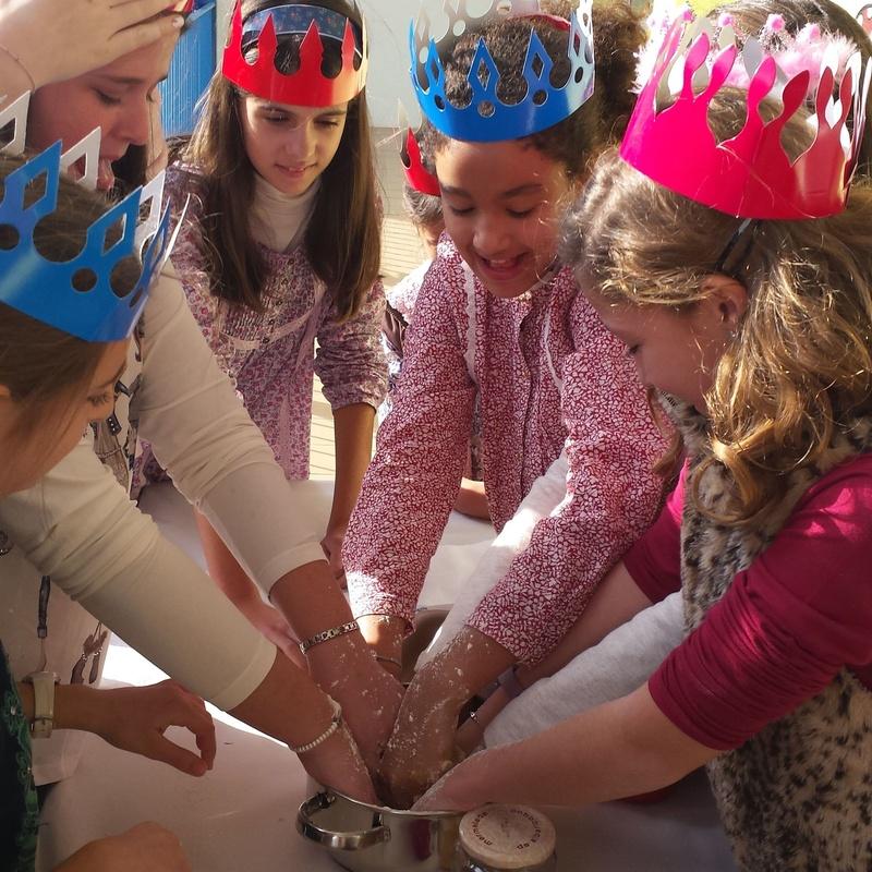 CUMPLEAÑOS CREATIVOS: Servicios de Escuela infantil Los Siete Enanitos