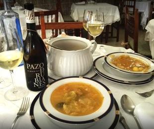Especialidad en comida gallega