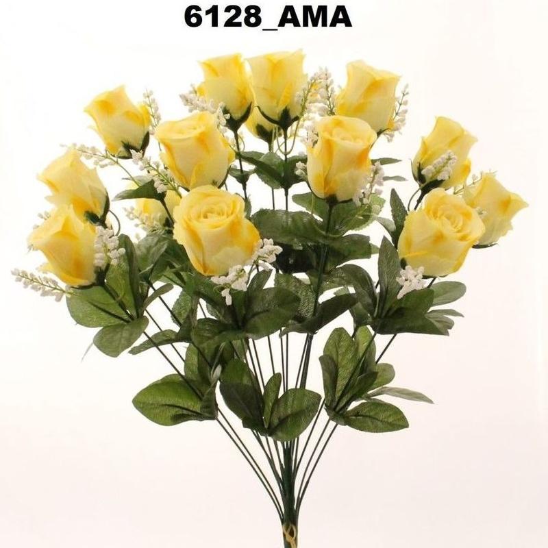 POMO CAPULLO REDONDO (AMARILLO) REF: 6128 AMA PRECIO: 5,50€