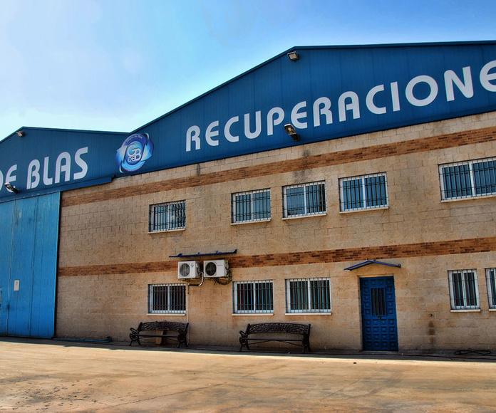 GRUPO DE BLAS RECUPERACIONES,S.L.
