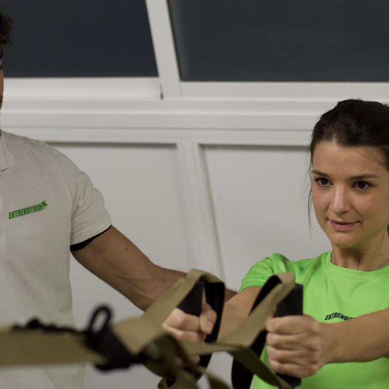 En nuestro centro: Servicios de Entreno en el Río