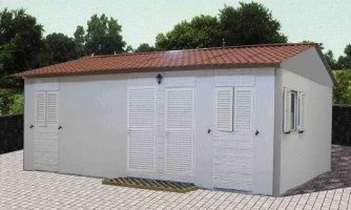 Casas Prefabricadas: Catálogo de Luis Franco Medeiros